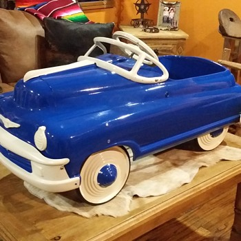 MURRAY TORPEDO PEDAL CAR - Toys