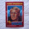 2012 Topps Chrome Terry Bradshaw Reproduction RC