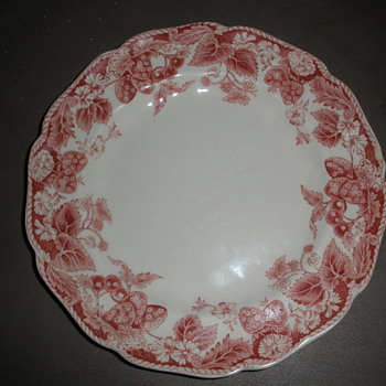 Grandmother Flew Around The World - China and Dinnerware