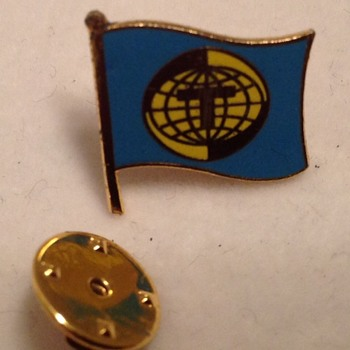 Lapel pin - where did it come from?