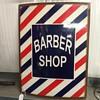 Barber shop sign 1940's