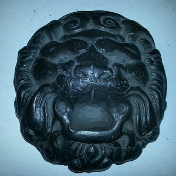 Unknown Chinese Lion Face?  - Asian