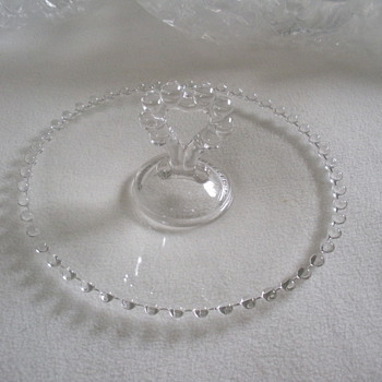 Imperial Candlewick Candy Dish  - Glassware