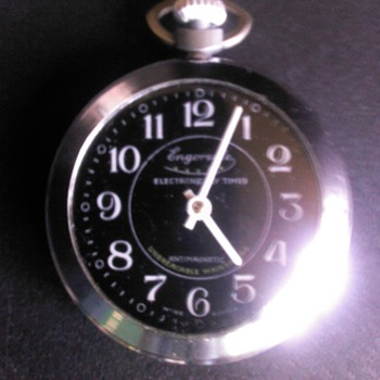 Engorsele Pocket Watch