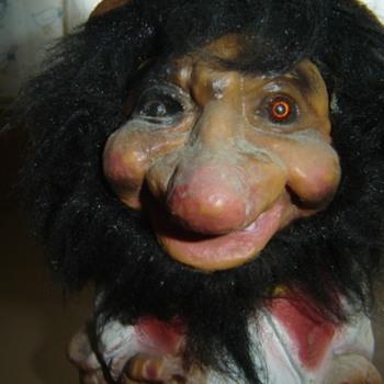 Ugly Ugly Troll #1