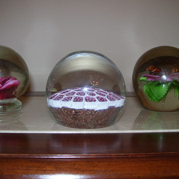 Paper Weights (unsigned)