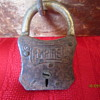 Antique 1800's Empire Padlock??
