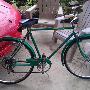 1960's His & Hers Phillips Bicycle's  - Outdoor Sports