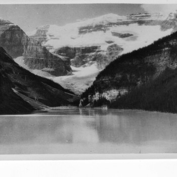 "Part 4 Souvenir photos of the ""Canadian Pacific Rockies"""
