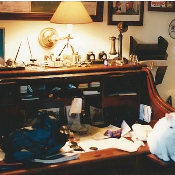 My Old S Desk............ - Furniture