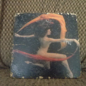 Mystery Tile - Art Deco