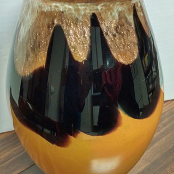 Haunting Halloween Vase is here. I was waaaay off on the measurements. - Art Glass