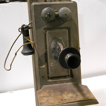 Early telephone - Telephones
