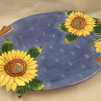 ANyone know the name of this Fitz and Floyd pattern? - China and Dinnerware