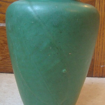 Early Pottery vase - Art Pottery
