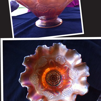 help with finding information on this piece - Glassware