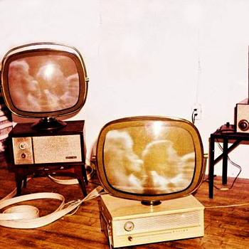 Predicta Televisions  - Art Deco