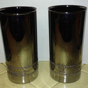pair of SNAP-ON TOOLS socket wrench styled hiball glasses