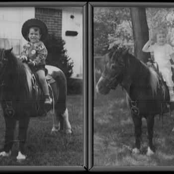 """Dig a Pony"" - Photographs"