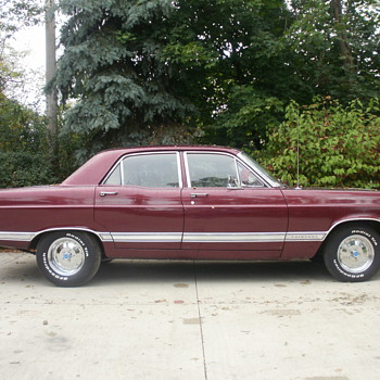 1967 Ford Fairlane 500 grandpa car - Classic Cars