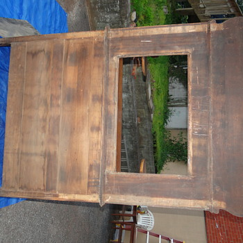 Strange Sideboard - Continued - 4 more photos added on 8/5/2016
