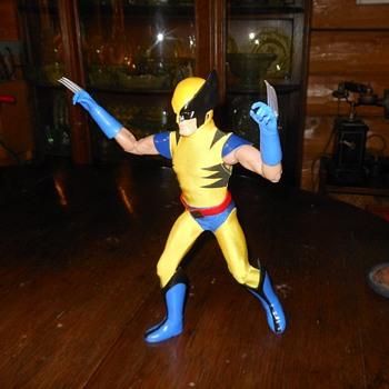 Captain Action Round 2 Wolverine