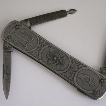 Pocket Knife - Tools and Hardware