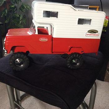 Tonka camper - Model Cars