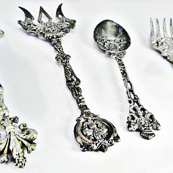 Sordini Italy Silver Set  - Sterling Silver