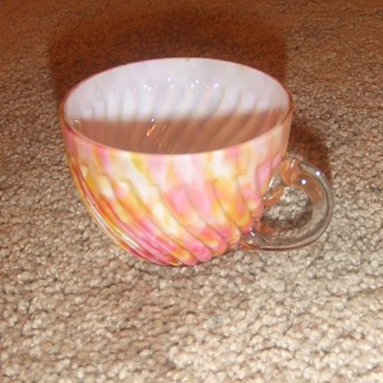 Art glass cup - Art Glass