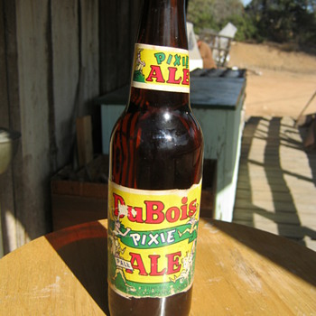 DUBOIS PIXIE ALE BEER