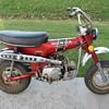 1972 Honda CT70H (4 speed) Mini Trail 70
