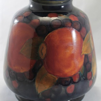 William Moorcroft Vase c1928 - Art Pottery