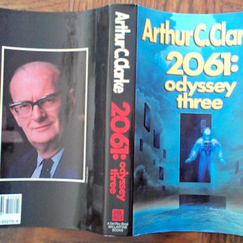 2061: odyssey three book - Books