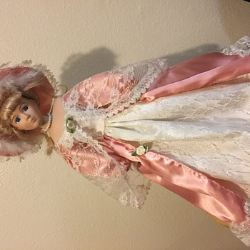 Antique collectible doll - Dolls