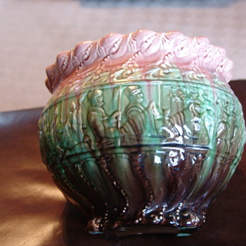 A different kind of 'Pot' - Art Pottery