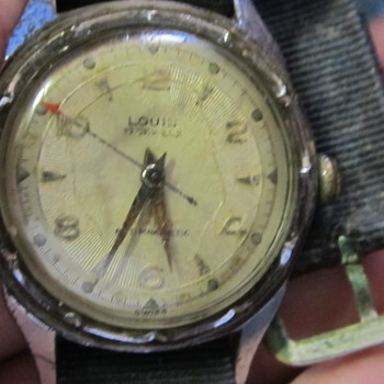 Men's old watch
