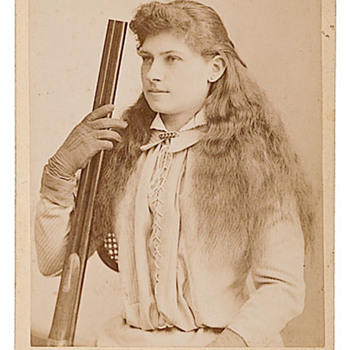 Annie Oakley Baker's Art Studio Late 1800's - Photographs