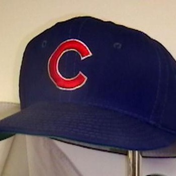 Don Kessinger&#039;s Game Used Cap from 1970 - Baseball