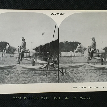 Stereoscope Cards - Photographs