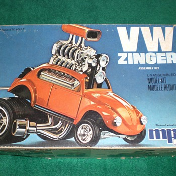 MPC VW Zinger 1-1651 - Model Cars