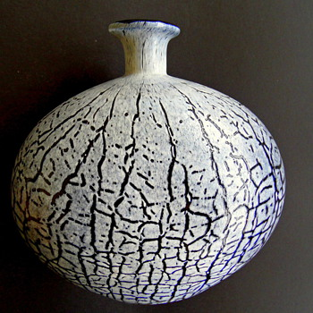 Kralik Soft Crackle ? - surely not ! - Art Glass