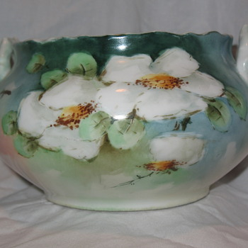 Famous artist ? Josephine Miller  - Art Pottery