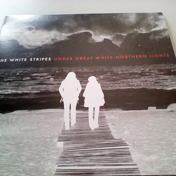 "The White Stripes "" Under Great White Northern Lights"" - Records"