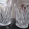 Beautiful Libbey Cut Glass Tumblers