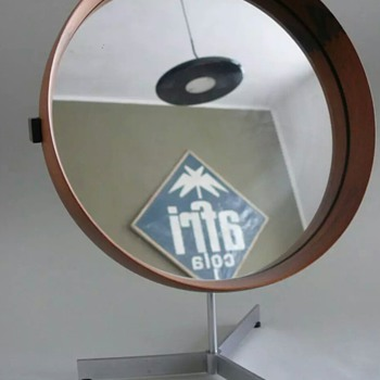 uno & östen kristiansson table mirror - Mid-Century Modern