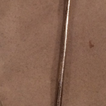 English silver fork  - Sterling Silver