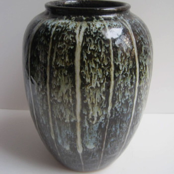 Japanese ? Studio Pottery Vase