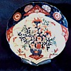 "Japanese 10"" Imari Scallop Shell Plate / Meiji Period /Circa 19th Century"