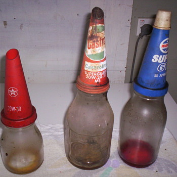 Oil Bottles